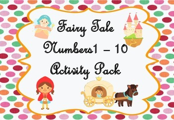 Fairy Tale Math Center
