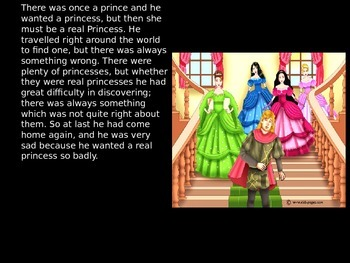 Fairy Tale Math -Princess and the Pea