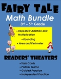 Fairy Tale Math Readers' Theater Bundle