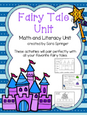Fairy Tale Math and Literacy Unit
