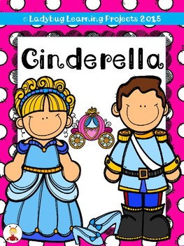 Fairy Tale Mega Bundle (Emergent Readers, Lap Books, Word Cards and Puzzles)