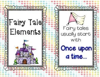 Fairy Tale Mini posters