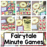 Fairy Tale Minute Games