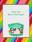 Fairy Tale Mock Trial Unit: 3 Little Pigs, Red Riding Hood, Peter and the Wolf