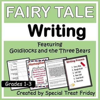 Fairy Tale Narrative Unit Detailed Lessons