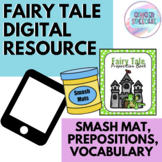Fairy Tale | Open Ended Speech Language | Digital Resource