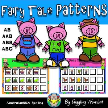 Fairy Tale Pattern Mats