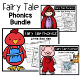 Fairy Tale Phonics - Bundle 1 - Whimsy Workshop Teaching