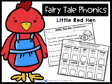 Fairy Tale Phonics - Little Red Hen - Whimsy Workshop Teaching
