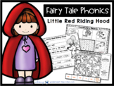 Fairy Tale Phonics - Little Red Riding Hood - Whimsy Works