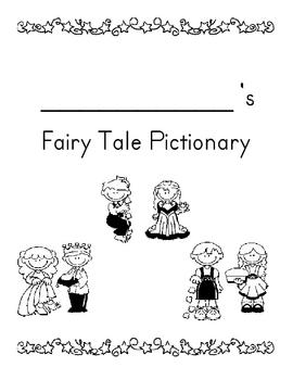 Fairy Tale Pictionary