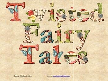 Fairy Tale Plan