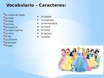 Fairy Tale Project -Cuentos de hadas
