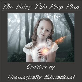 Fairy Tale Prop Plan