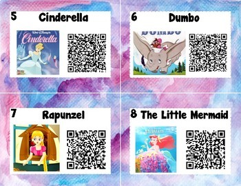 Fairy Tale QR Codes