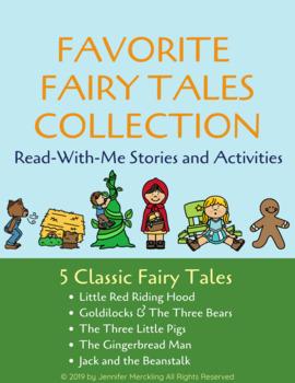 Fairy Tale Reader & Activity Bundle