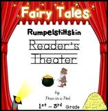 Summer Readers Theater 3rd Grade 2nd Grade 1st Grade Rumplestiltskin