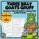 Fairy Tale Reader's Theater - 3 Billy Goats Gruff