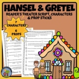 Fairy Tale Reader's Theater - Hansel and Gretel