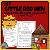Fairy Tale Reader's Theater - Little Red Hen