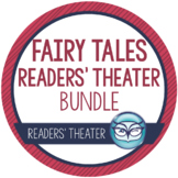 Fairy Tale Readers' Theater set