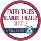 Fairy Tale Readers' Theater set