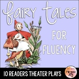 10 Fairy Tale Readers Theater Plays