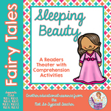 Reader Theater Fairy Tales Sleeping Beauty RL3.1, RL3.2, RL2.1, RL2.2