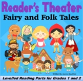 Fairy Tale Readers' Theater Bundle for Grades 1 and 2