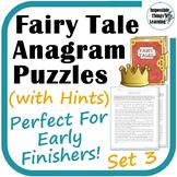 Fairy Tale Reading Puzzles: Hans Christian Andersen Editio