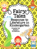 Fairy Tale Response to Literature