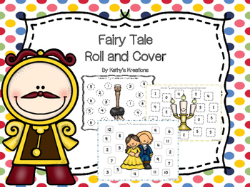 Fairy Tale Roll And Cover