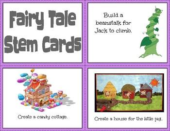 Fairy Tale STEM