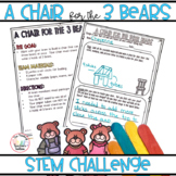 Fairy Tale STEM A Chair for the Three Bears