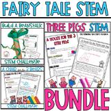 Fairy Tale STEM Bundle Three Pigs and Three Bears