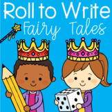 Writing Fairy Tale Silly Sentences
