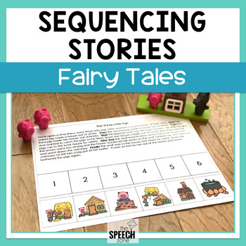 Fairy Tale Sequencing Stories