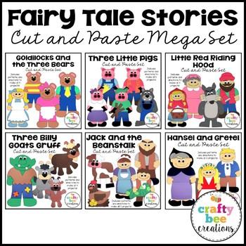 Fairy Tale Stories Bundle