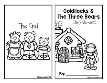 Fairy Tale Story Elements: Goldilocks