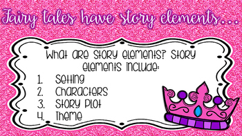 Fairy Tale Story Elements Powerpoint