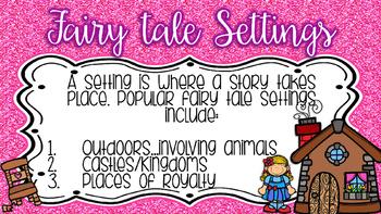 Fairy Tale Story Elements Powerpoint