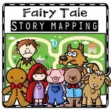 Fairy Tale Story Map Bundle