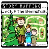 Fairy Tale Story Maps: Jack and the Beanstalk (story elements & map skills)