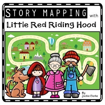 Little Red Riding Hood Story Worksheets Teaching Resources Tpt