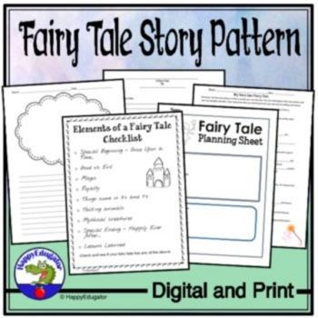 Fairy Tales Story Pattern