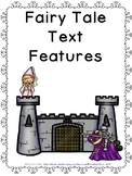 Fairy Tales with Nonfiction Text Features