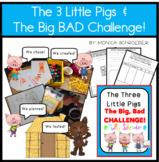 Fairy Tale: The Three Little Pigs and the Big Bad Challenge