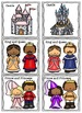 Fairy Tale Theme Matching and Worksheets