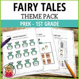 Fairy Tale Preschool Theme Pack - Kindergarten