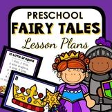 Fairy Tale Theme Preschool Lesson Plans